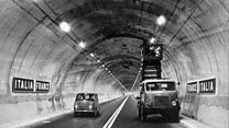 I helped build the world's longest tunnel