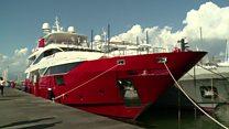 بازار قایق های لوکس در گرو ثروتمندان چینی