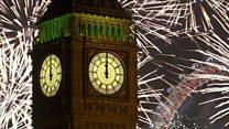 လန်ဒန် ဘစ်ဘဲန်နာရီစင်ကြီး အသံတိတ်ပြီ