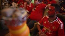 Bagdad: les fous du foot
