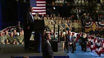 ТВ-новости: Трамп передумал уходить из Афганистана