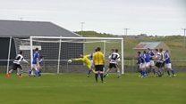 Athletic Steòrnabhaigh troimhe