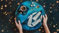ما معنى عبارة Space Food؟