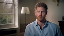 Prince Harry on Diana's last moments