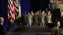 #شما؛ استراتژی جدید آمریکا در افغانستان