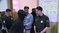 ТВ-новости: Суд над Серебренниковым