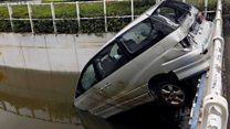 Typhoon Hato leaves 16 dead