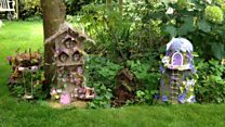Fairy house trail set to raise money for new church windows.