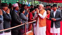 नेपाल मामिलामा भारतीय प्रधानमन्त्रीको धारणा