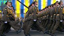 Військовий парад промарширував центром Києва