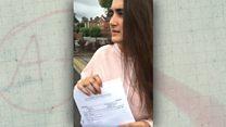Martyn Hett's sister gets 11 A* GCSEs