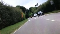 footage of fatal accident released