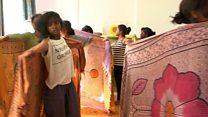 Hindistan: qırmızı işıq rayonunda böyümüş qız uşaqları