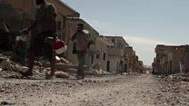 ဆီးရီးယား အစိုးရတပ်တွေက အိုင်အက်စ်တွေကို တိုက်ထုတ်