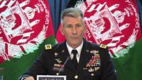 ژنرال نیکلسون:طالبان چارهای جز مذاکره ندارد