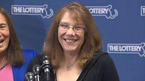Massachusetts woman scoops $758m lottery