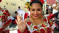 Así es Barcelonnette, el pueblo más mexicano de los Alpes franceses