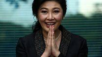 """泰国前总理英拉·西那瓦""""已经逃离泰国"""""""