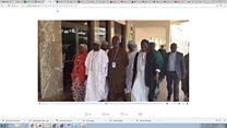 Bidiyon ziyarar 'yan PDP ga Buhari