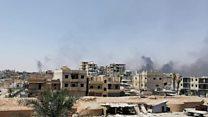 آخرین پایگاههای قدرت داعش تحت فشار