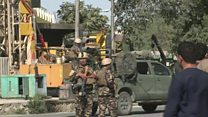 Militants storm Shia mosque in Kabul