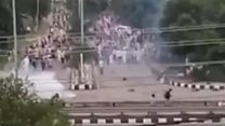 В Індії спалахнули сутички після вироку гуру