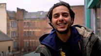 Por qué un joven escocés que alguna vez fue una niña egipcia quiere contar su historia