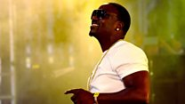 Akon: 'It'll be iTunes for Africa'