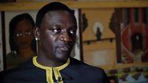 Akon, un nouvel homme d'affaires