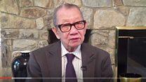 Cựu Đại sứ VNCH Bùi Diễm bình luận về sách 'Lịch sử Việt Nam'