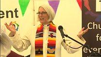 Bishop's Pride Cymru involvement 'fantastic'
