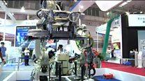 Will robots take human jobs?