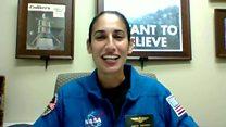 گفتوگو با اولین ایرانی تباری که نامزد فضانوردی ناسا شده است