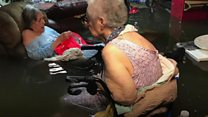 Viral photo prompts care home rescue