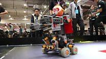 Robocon 2017 ở Bắc Kinh