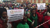 Le procès de cinq personnes pour cannibalisme fait grand bruit en Afrique du Sud