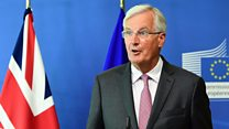EU 'ready to intensify talks' - Barnier