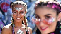 """مهرجان """"نوتينغ هيل"""": مليونا شخص يتمتعون بالرقص والغناء والألوان"""