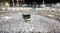 Alhazai 65,000 za su sauke farali daga Najeriya