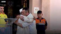 Объятие скорби: единство мусульман и жертв теракта в Барселоне