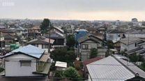 Yadda aka tashi da bala'in giftawar makami mai linzami a Japan