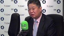Japan diplomat: China needs bigger North Korea role