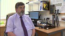 Dr Phil White o BMA Cymru