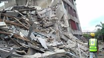 Building collapse for Alaba Lagos
