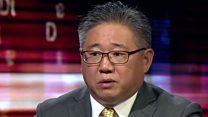North Korea: 'A brainwashed society'