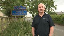 Relative reveals Dixon's rift with Quakers