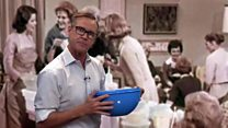 Million dollar idea: The Tupperware party