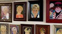 Remembering Princess Diana with 101 portraits