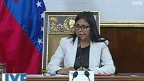 فرمان مجلس موسسان ونزوئلا برای مجازات مخالفان دولت: به جرم خیانت محاکمه میشوند
