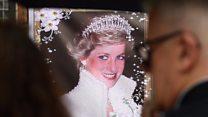 Prenses Diana ölümünün 20. ylı dönümünde anılıyor